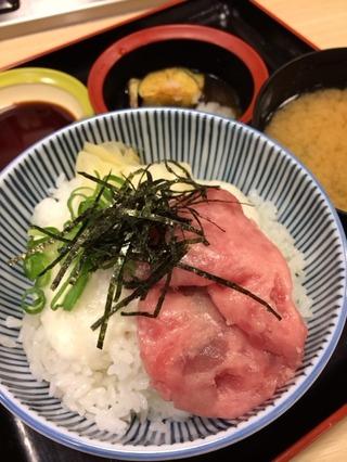 山かけネギトロ丼