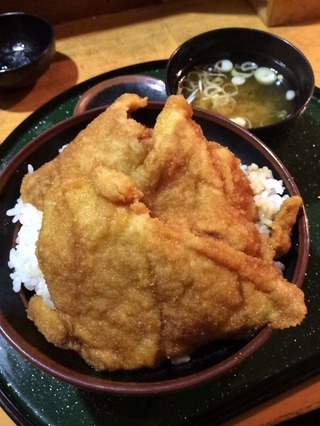 新潟タレカツ丼
