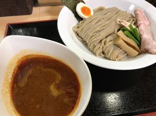 つけ麺赤辛ノ味噌
