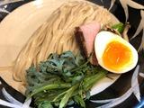 牡蠣と節の味噌つけ麺