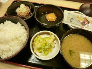 20110311納豆定食