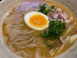 白湯麺Ver.4.2改〜まるごと甘海老〜