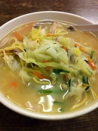 野菜たん麺