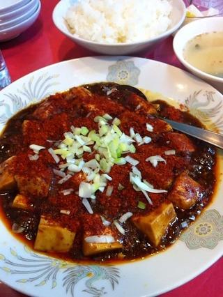 陳麻婆豆腐(大辛)