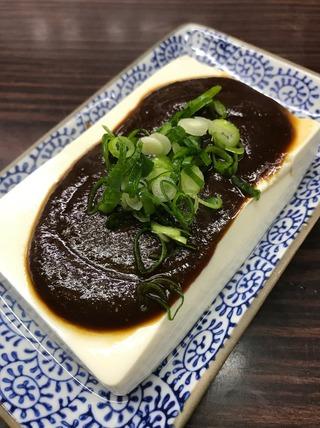 湯豆腐味噌