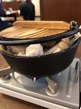 生姜白湯鍋