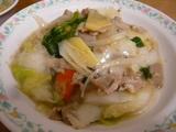 豚肉と五目野菜のうま煮
