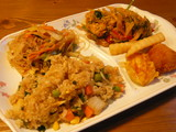 タイ料理バイキング1