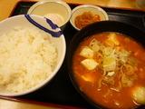 スン豆腐チゲセット