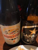 瓶ビールキリン