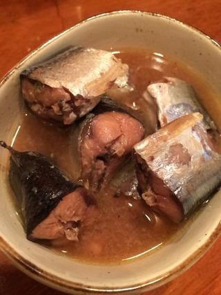 うまい!秋刀魚缶