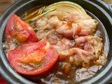 トマトすき焼き御膳