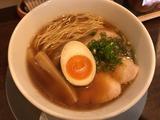 名古屋コーチン醤油らぁ麺