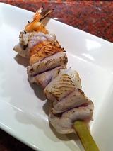 海鮮炙り串