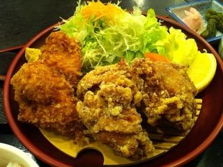チキンカツ&鶏唐揚