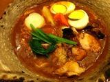 鶏とごろっと野菜の和風カレー鍋