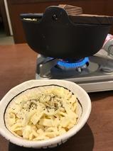 白チーズ鍋