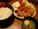 チキン南蛮フライ定食