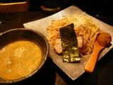 カレー肉味噌つけ麺