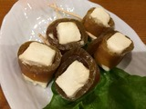 奈良漬とチーズの不思議な出会い