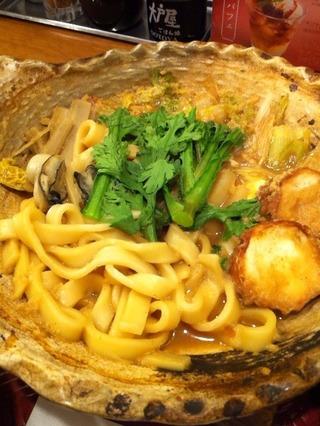 仙台味噌鍋