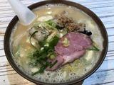 牡蠣と豆腐の味噌ラーメン