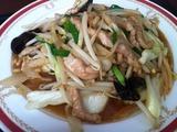豚肉と五目野菜炒め