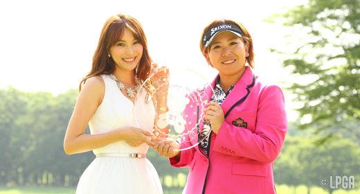 吉田弓美子優勝5