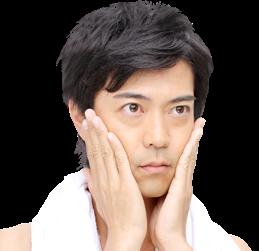 男のアンチエイジング化粧品考察