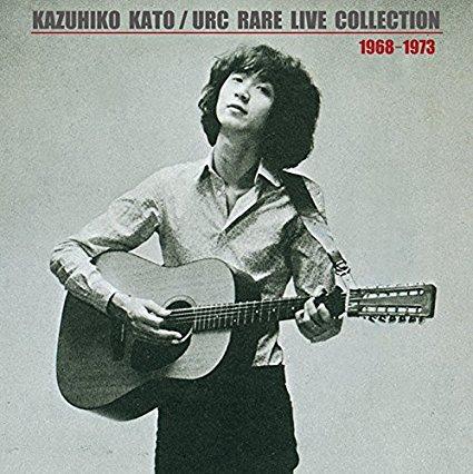 KatoURC レア・ライヴ・コレクション 1968-1973