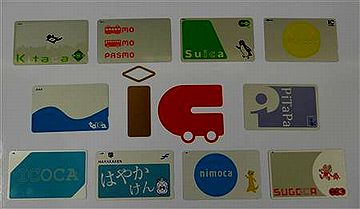 ICカード共通化2013