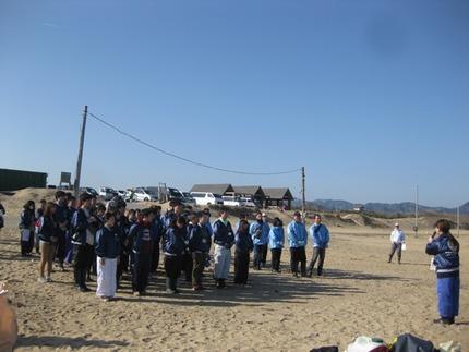 京都日本海清掃活動