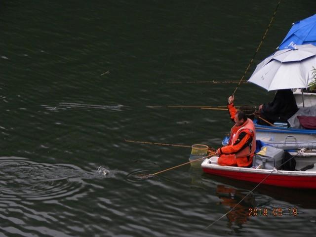 180519-2固定ボート釣れた