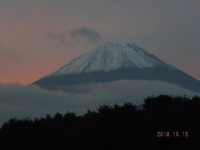 181015-2fuji朝焼け
