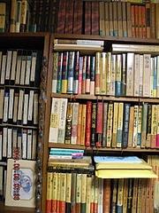 100908 書斎の本棚