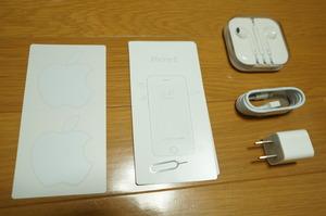iPhone 6 付属品