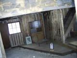 古い家内部