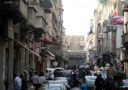 シリア旅行記(2010年) 夫婦二人で内戦前のシリアへ。今となっては貴重な体験。