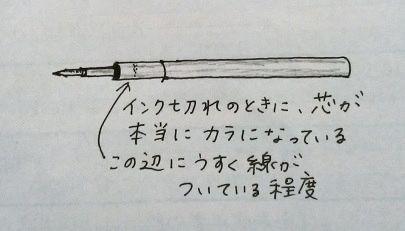 鉄板ボールペン