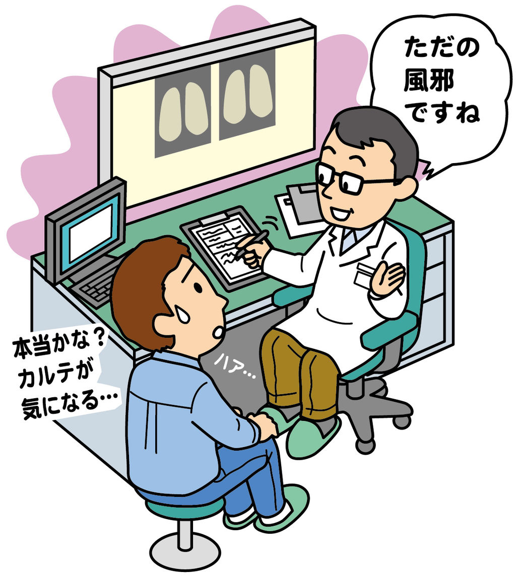 お医者さんの言うことも本当かどうか不安になる心配症なA型SE(システムエンジニア)- Copyright (C) viva-se.net システムエンジニアの仕事