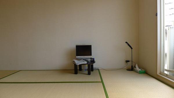 【断捨離】貧しいワイの部屋www(※画像あり)の画像