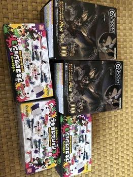 モンハンのおもちゃとスプラトゥーンのおもちゃを買ってきたよ( ˊ̱˂˃ˋ̱ )(※画像あり)