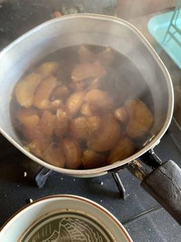 腐りかけてたみかんを醤油で煮込んでみたwww(※画像あり)