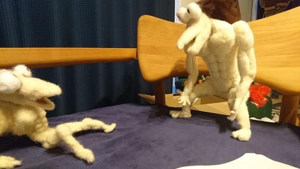 【彡(゚)(゚)】やきう民の人形作ったあああああああああああ!!!(※画像あり)の画像