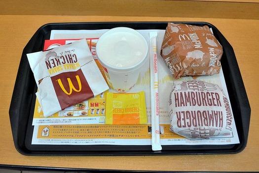 お坊さんが経営するハンバーガーチェーン「マクドナル堂」にありがちなことの画像