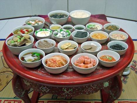 韓国料理はイタリア料理のようにグローバル化出来るか
