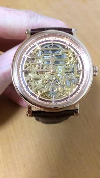 めっちゃかっこいいマイナーブランドの時計を買った!(※画像あり)