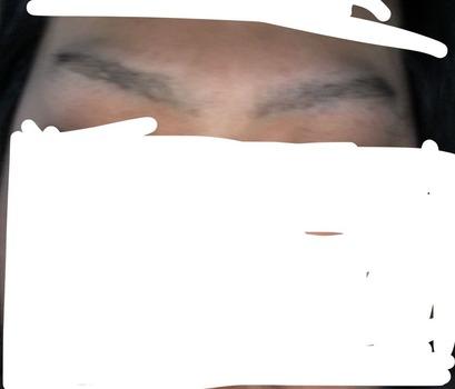 自分で眉毛剃ってみたんやけどどうや?(※画像あり)