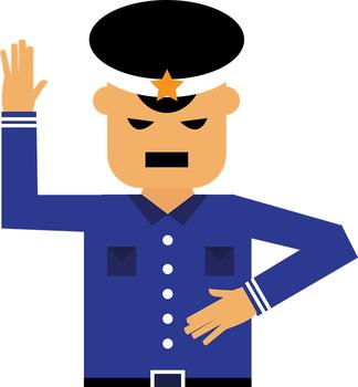 【朗報】警備員、ガチでホワイトすぎるwww