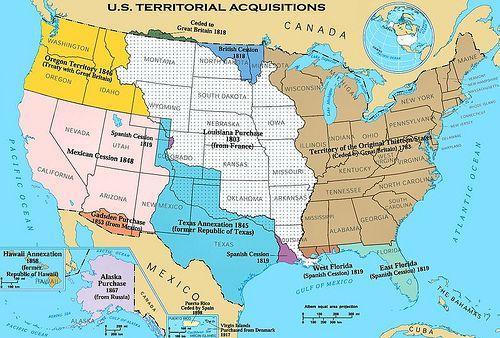 アメリカ人って50個の州全部言えるらしいけど凄くね?